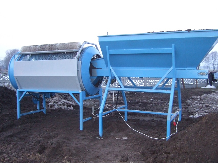 TROMMEL SCREENER