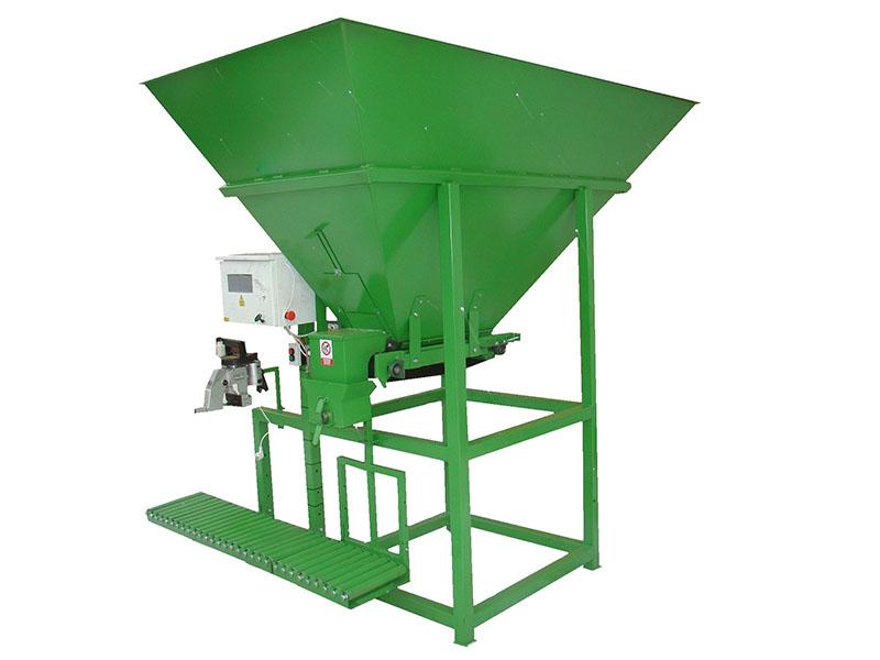 BAGGING MACHINES (Productivity 2-2.5 ton/hour)
